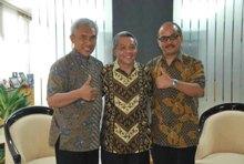 Tiga Besar ITS mencari Rektor